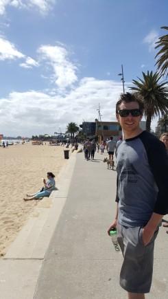 St Kilda's Beach