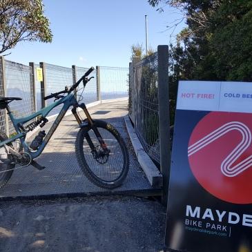 Maydena Mountain Bike Park top
