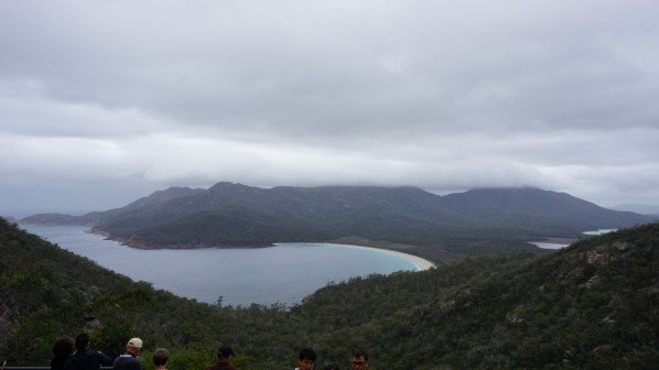 Wineglass Bay Look out