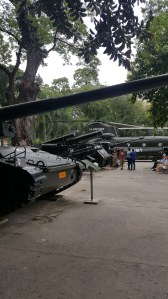 War Musuem Ho Chi Minh City