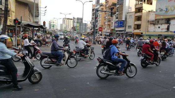 Standard road madness