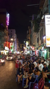 Welcome to Ho Chi Minh PNL strip