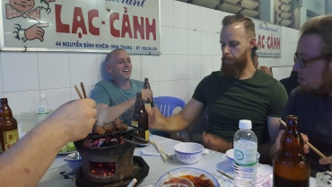 BBQ Vietnam Style