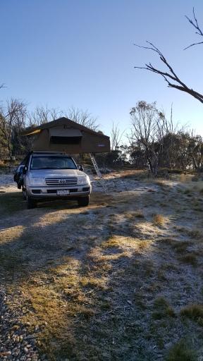 Camping Falls Creek