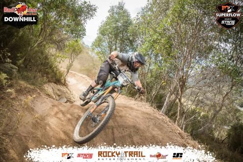 Rocky Trail, Thredbo, 2018, Superflow